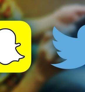 Cómo compartir un post de Twitter en Snapchat desde iOS