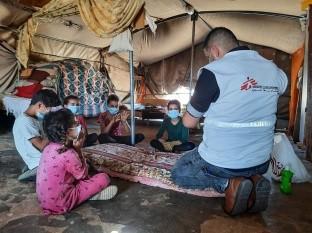 MSF solicita a Biden eliminar políticas migratorias