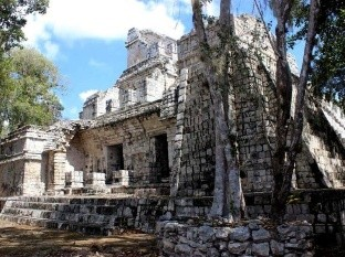 Santa Rosa Xtampak, ciudad maya a punto de revelar sus secretos