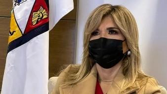 Sánchez Cordero felicita a gobernadora Claudia Pavlovich por presidir la Conago