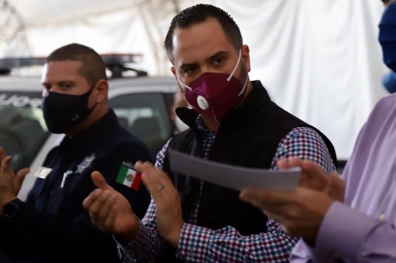 PRESENTA A JUAN VALDEZ COMO ENCARGADO DE DESPACHO DE SEGURIDAD PÚBLICA DE TIJUANA | BC Reporteros